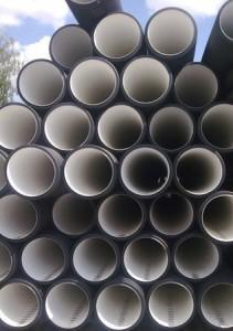 Гофрированная труба из нержавеющей стали: преимущества и область применения